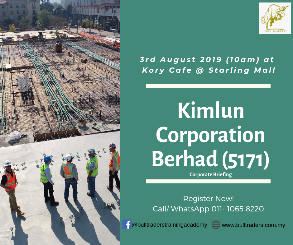 Corporate Briefing – Kimlun Coporation Berhad