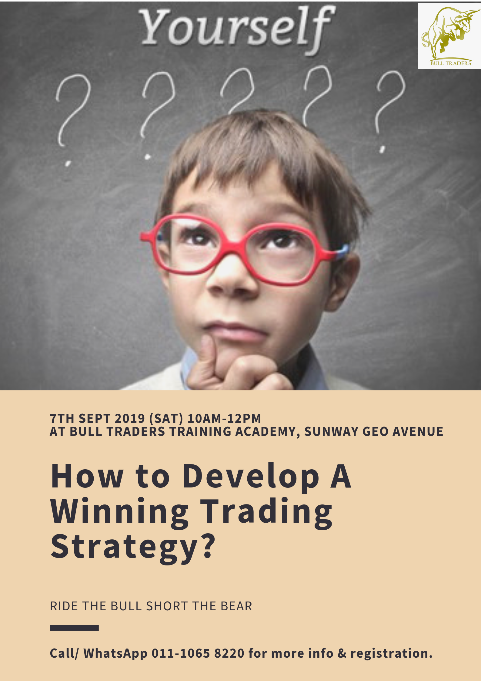 How to Develop A Winning Trading Strategy?