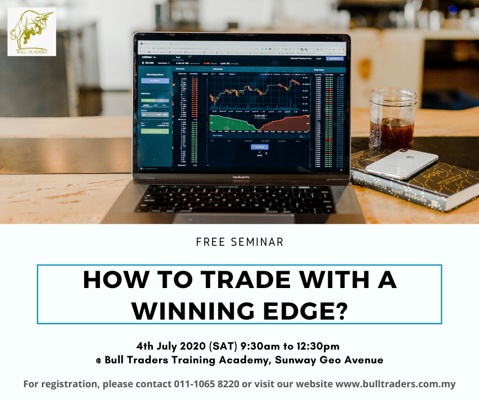 HOW TO TRADE WITH A WINNING EDGE?